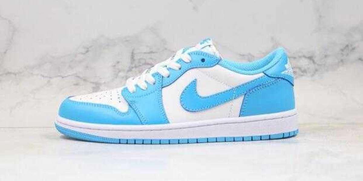 2020 Nike SB x Air Jordan 1 Low UNC for Online Sale