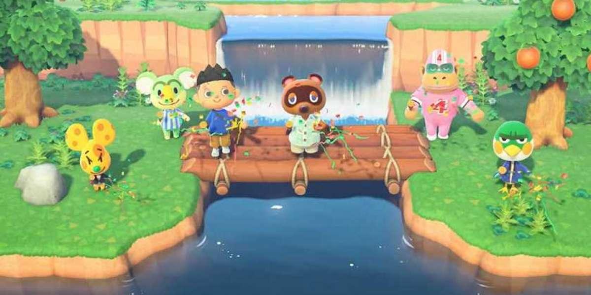 Animal Crossing get huge sales