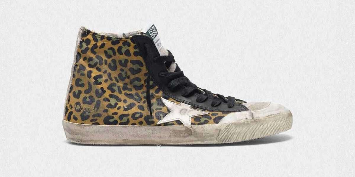 Golden Goose Shoes less