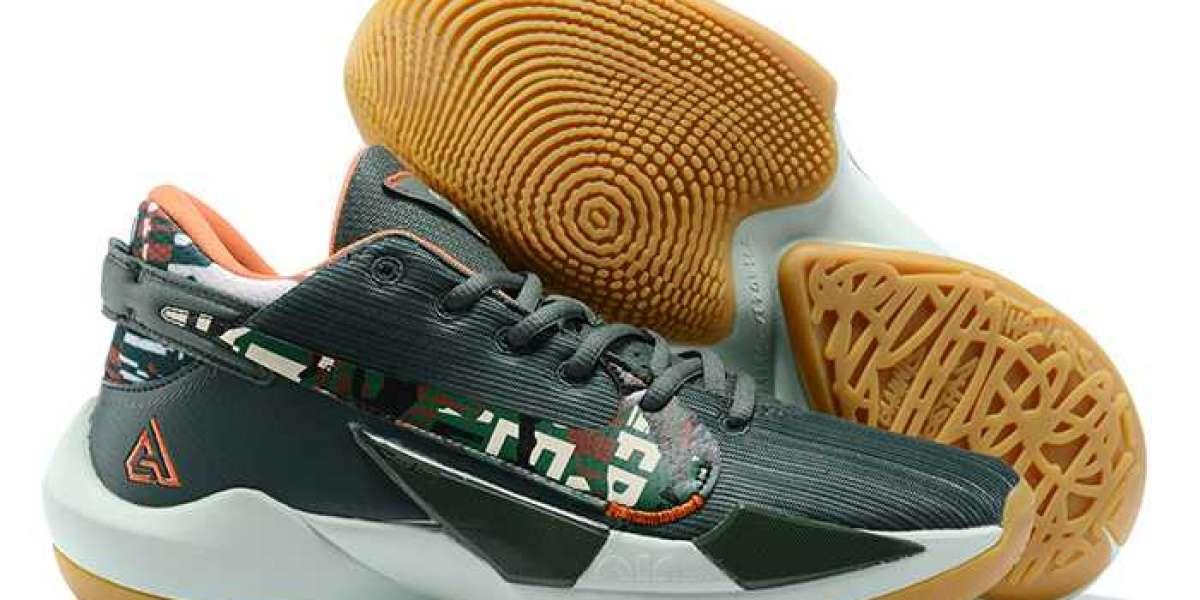 """Unique camouflage details! Bucks color Nike Zoom Freak 2 """"Bamo"""" is now on sale!"""