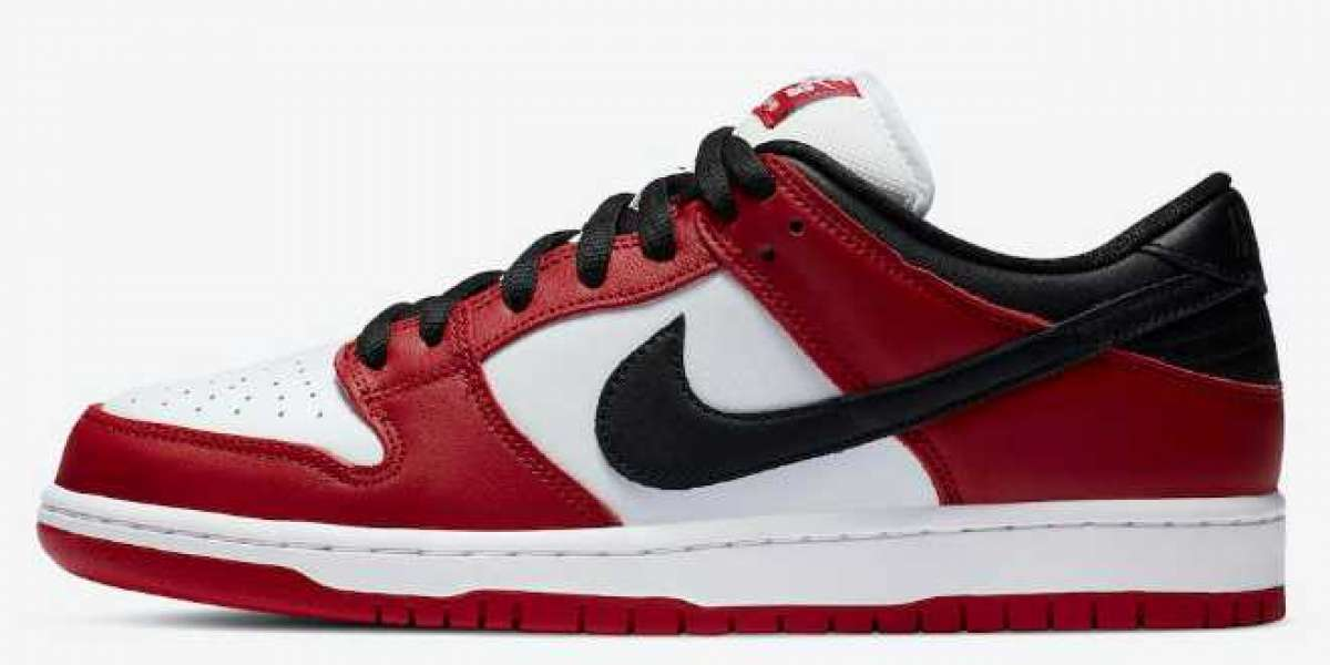 "Where To Buy New Nike SB Dunk Low Pro ""Chicago"" BQ6817-600?"