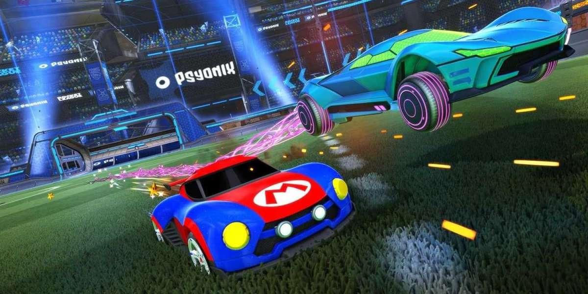 Rocket League 2XP Weekend
