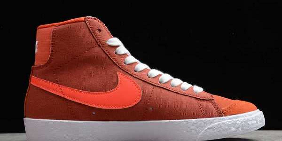 Welcome to buy Nike Blazer Mid 77 Mantra Orange