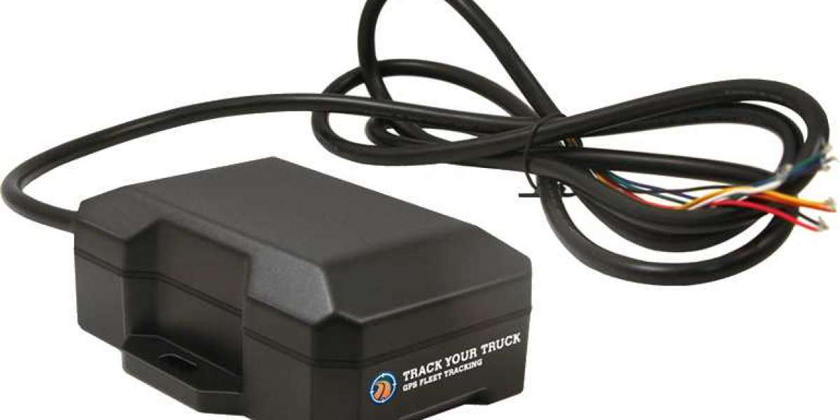 Trailer GPS tracking unit with 5-year battery life