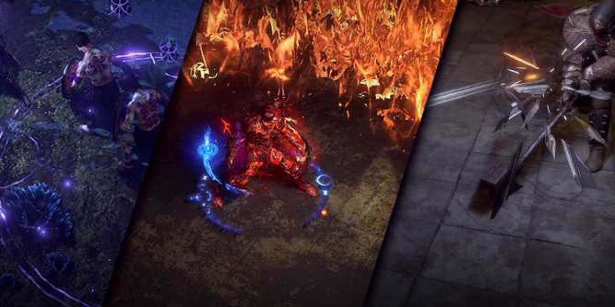 Path of Exile-next chest steal upgrade and folding test