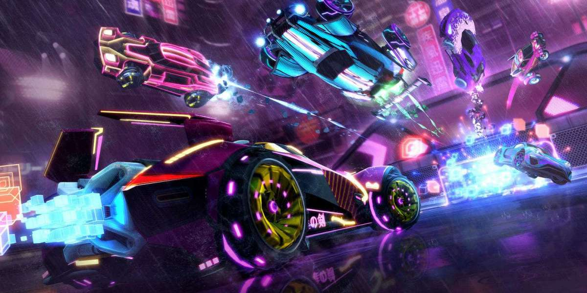 Split-Screen Multiplayer Will Return To Rocket League On Switch