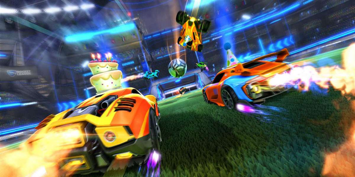 Rocket League had the option to fit it into a wheel-sized opening