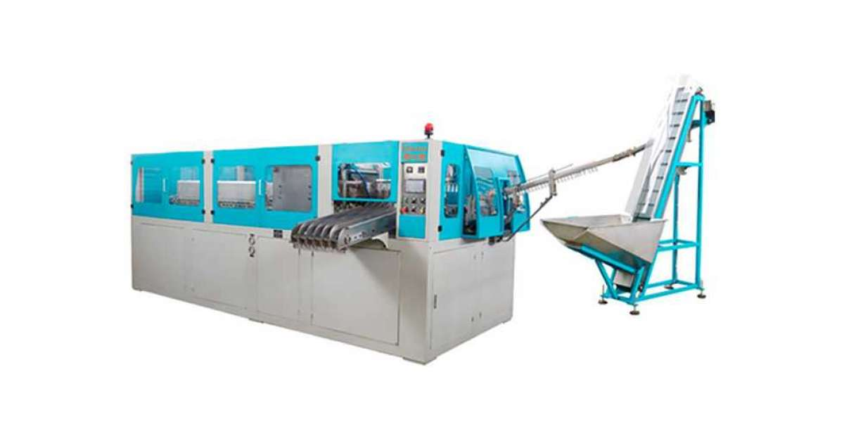 Features of Pet Bottle blowing machine - Petblowingmachine