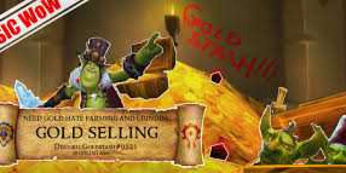 There were always good opportunities in World of Warcraft