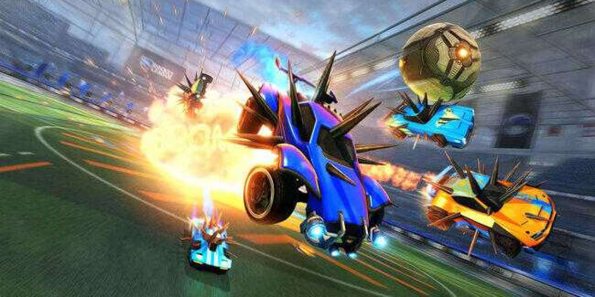 Credits act as the main in-game currency in Rocket League