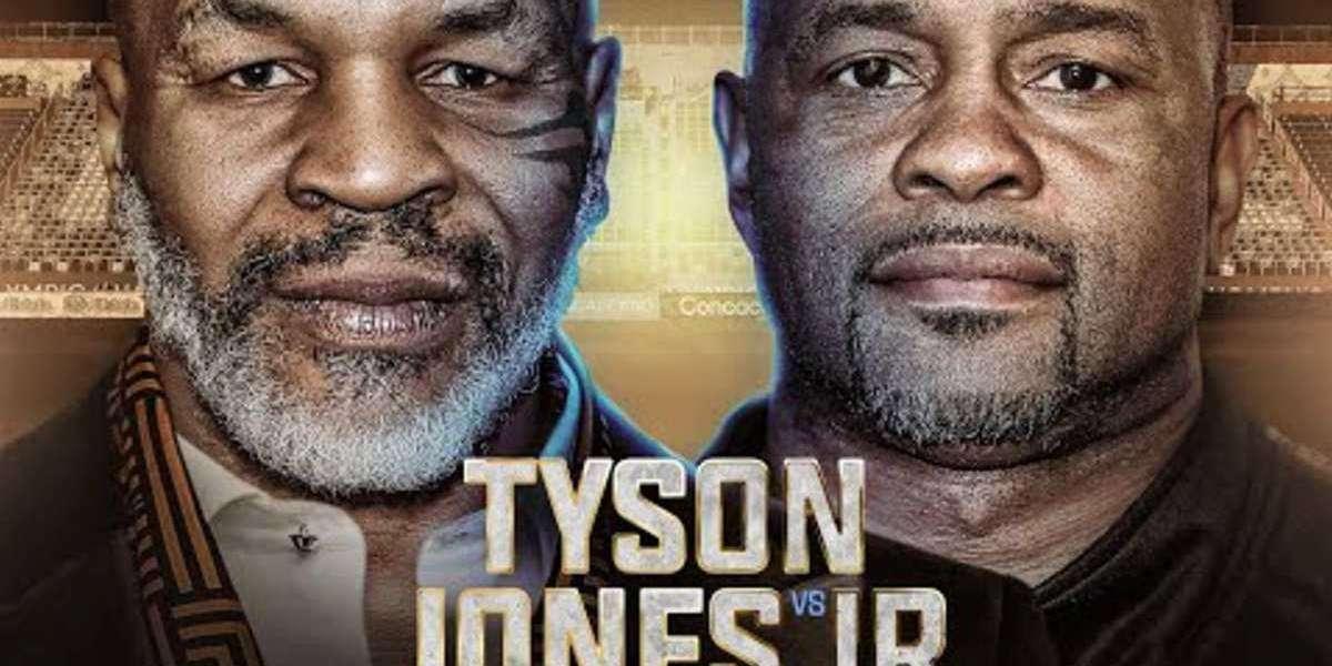 Tyson VS Jones Jr Live Streamof being a successful MMA competitor.