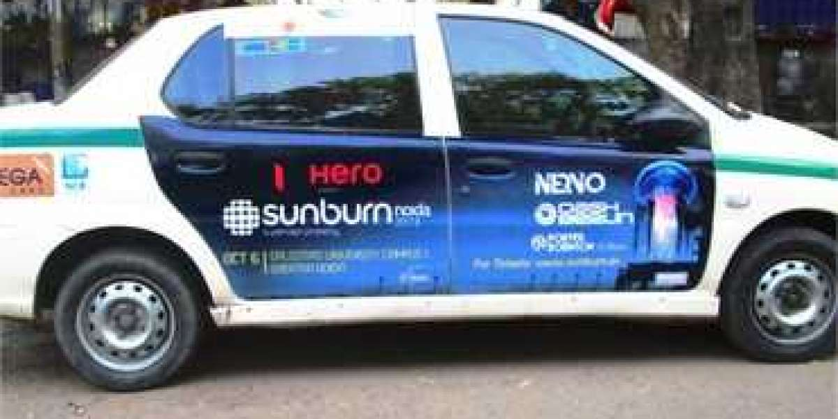 Ways of Increasing Your Reach Via Cab Advertisement
