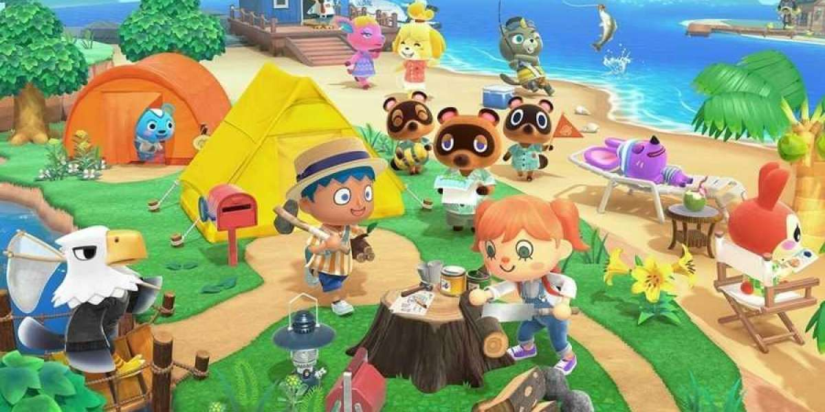 Are you still gambling Animal Crossing New Horizons