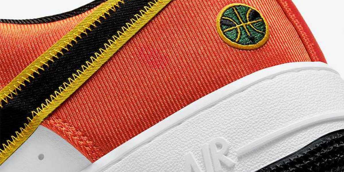 "Nike Air Force 1 ""Raygun"" 2021 New Arrival CU8070-100"