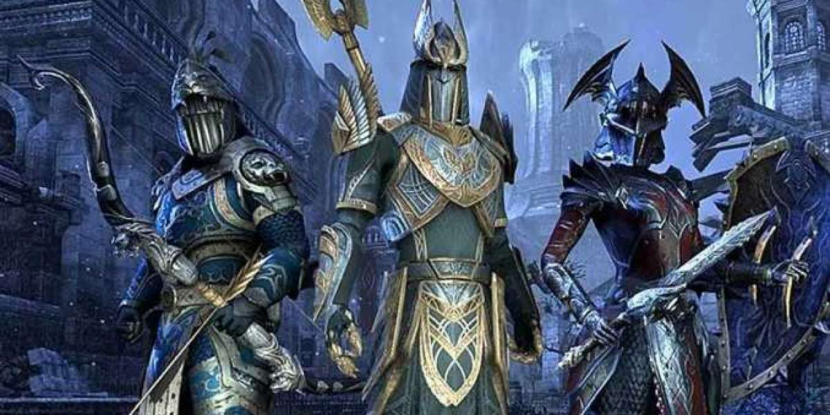 Players need to learn and be proficient in ESO Blackwood New Class as soon as possible