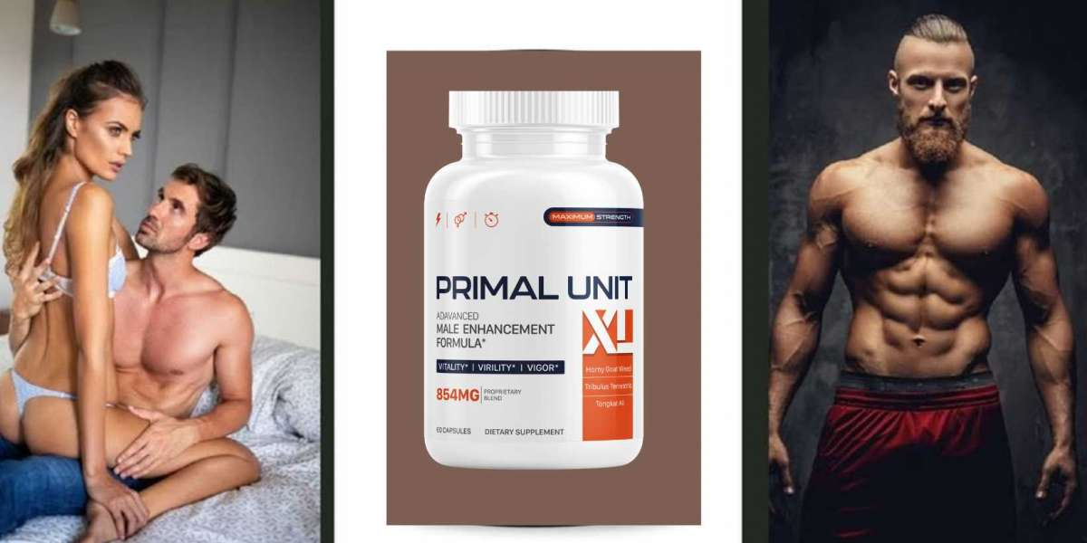 Primal Unit XL - It Improve Your Sex Drive & Stay Healthy! | Primal Unit XL Male Enhancement