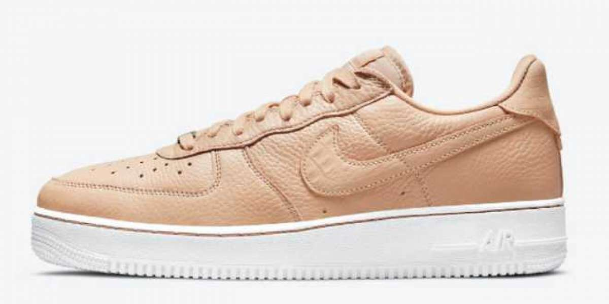 "Nike Air Force 1 '07 Craft ""Vachetta Tan"" 2021 New Arrival CU4865-200"