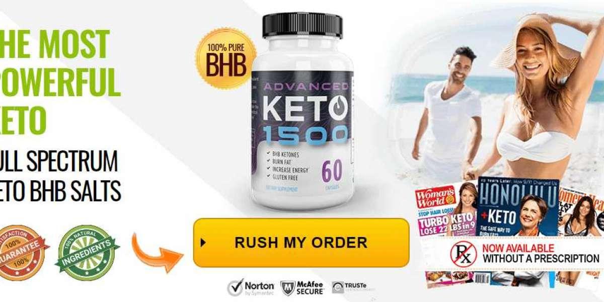 Keto Advanced 1500 Release Fat Stores