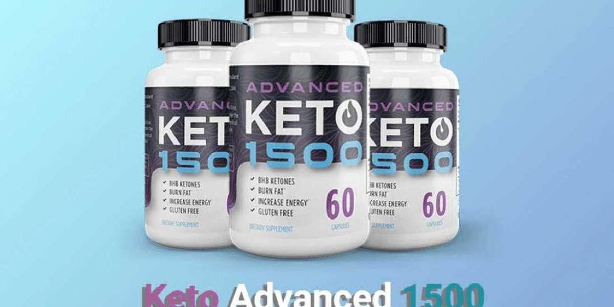 Advanced Keto 1500