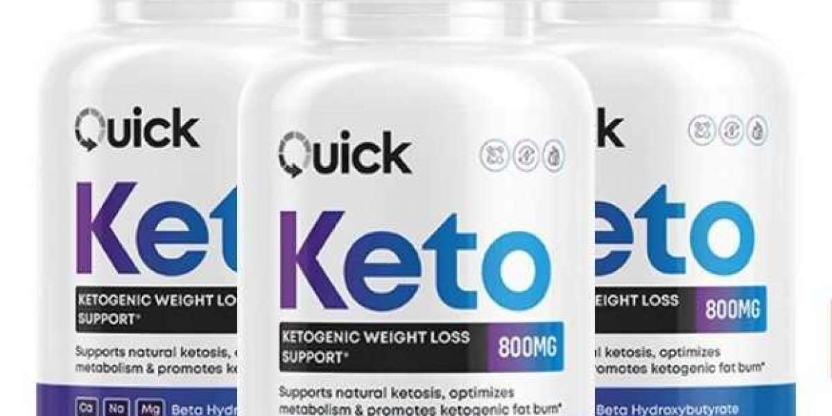 Quick Keto – 100% Natural to Burn Fat Faster! Benefits And Side Effect Work or Scam?