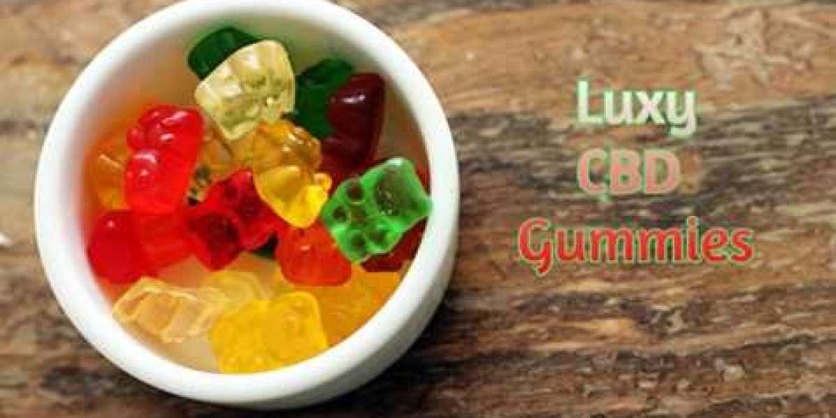 Luxy CBD Gummies