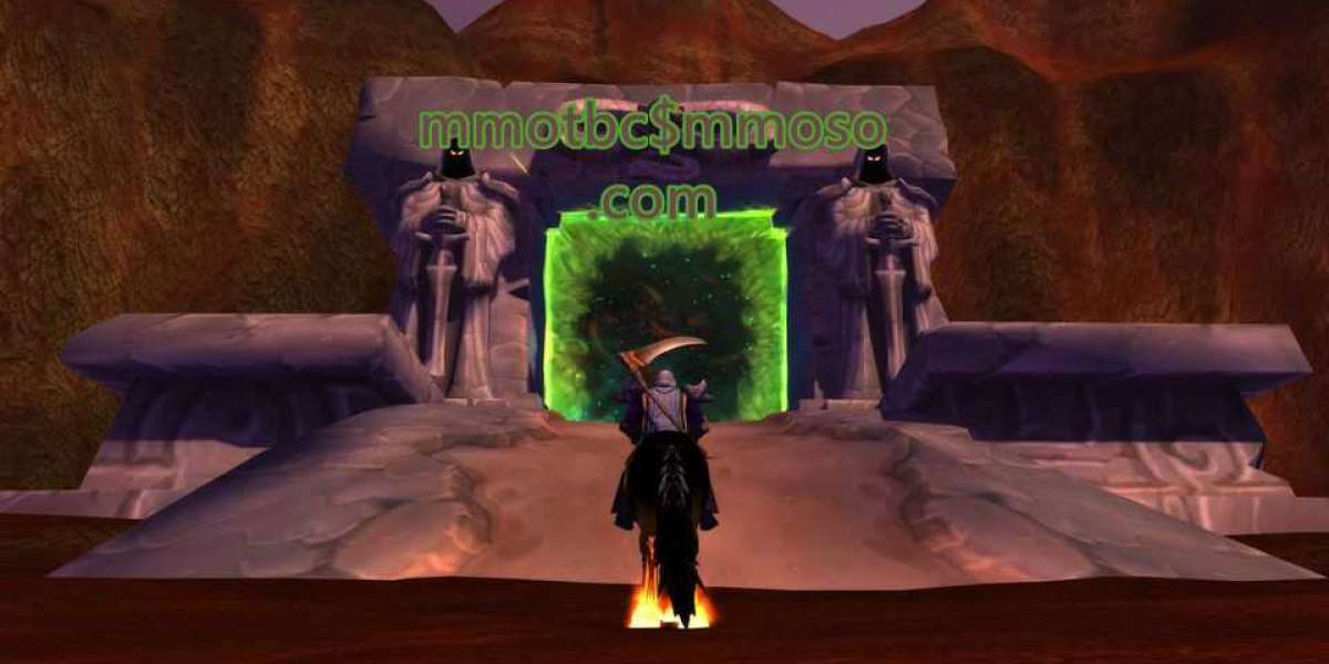The Dark Portal in Burning Crusade Classic