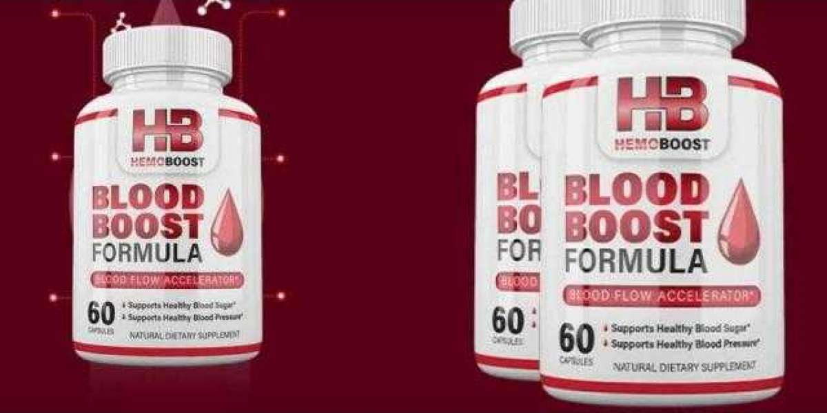 Hemo Boost Blood Boost Formula – Official News!
