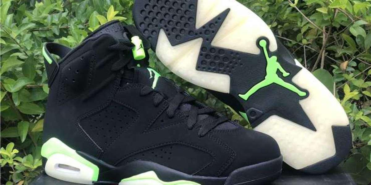Do you remember Jordan 6 Electric Green version