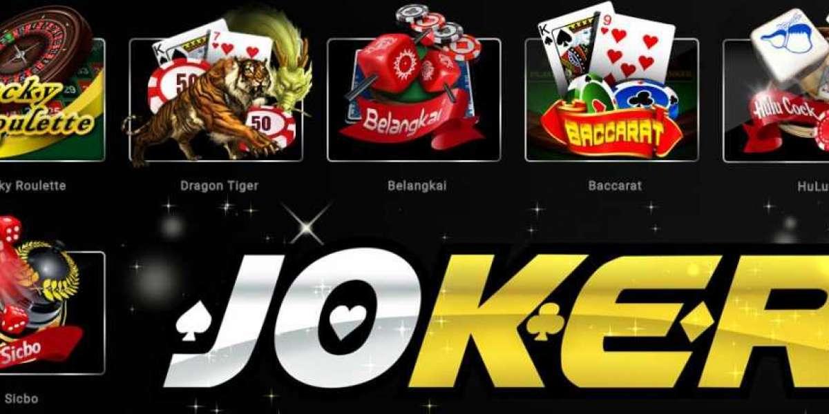 Provider games judi online terbesar : Joker Gaming