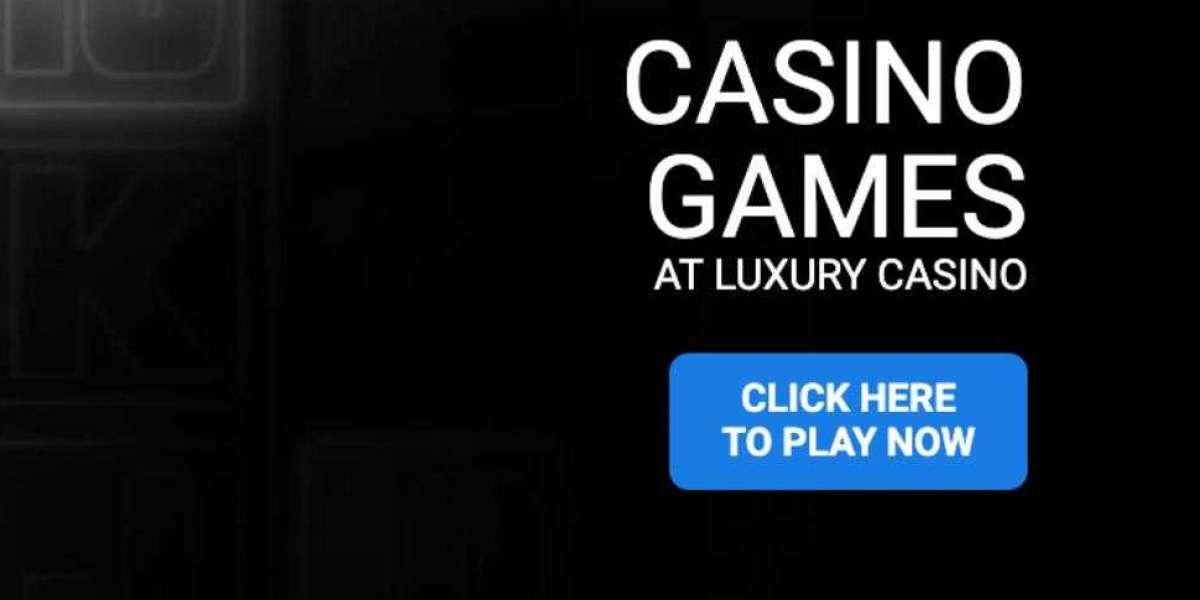 Entertainment on the website of Luxury casino