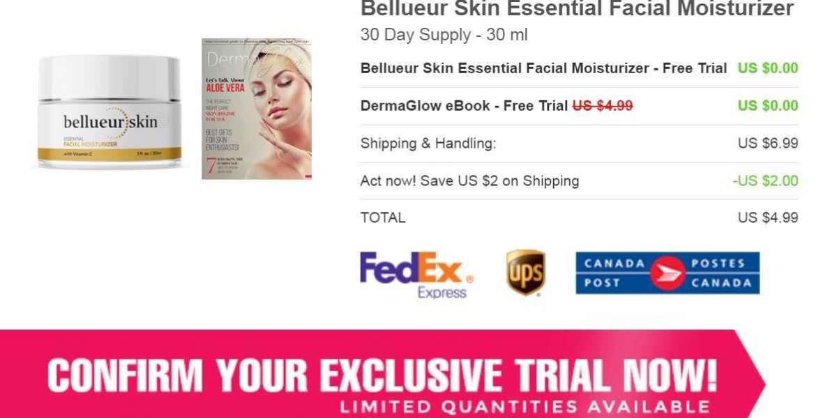 How Does Bellueur Skin Essential Moisturizer Cream Avis Work?