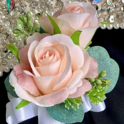 Best Buy Artificial Flower Corsage Online | The Brides Bouquet Profile Picture