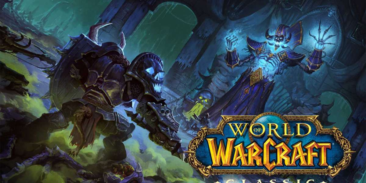 With the release of Classic World of Warcraft